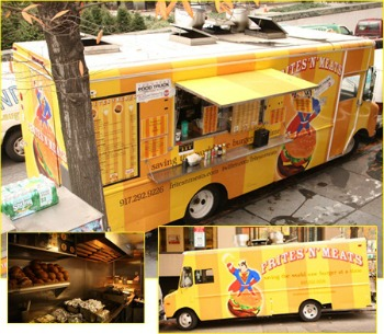 Frites 'N' Meats Truck